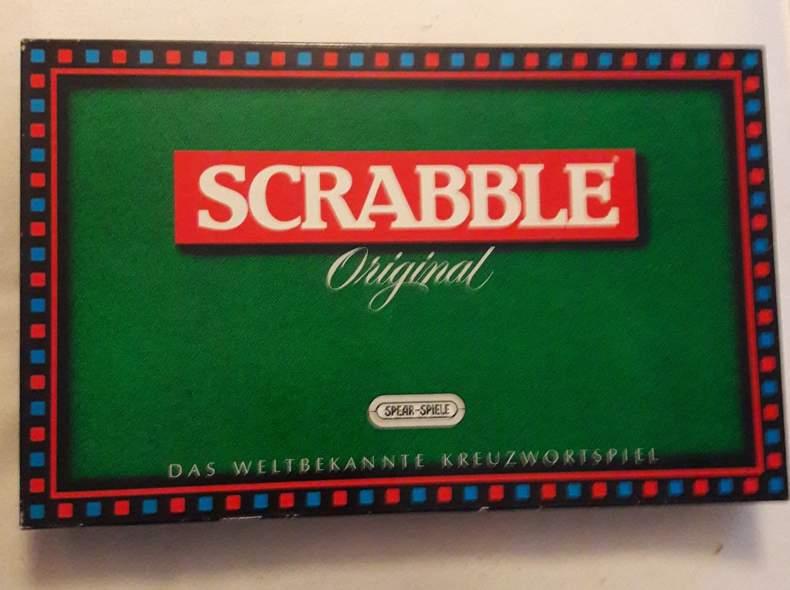 16837 Brettspiel Scrabble