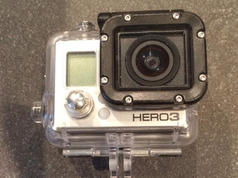 16902 Gopro HD Hero 3 Silver