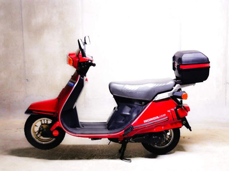 16946 Roller Oldtimer HONDA 125 - 1984