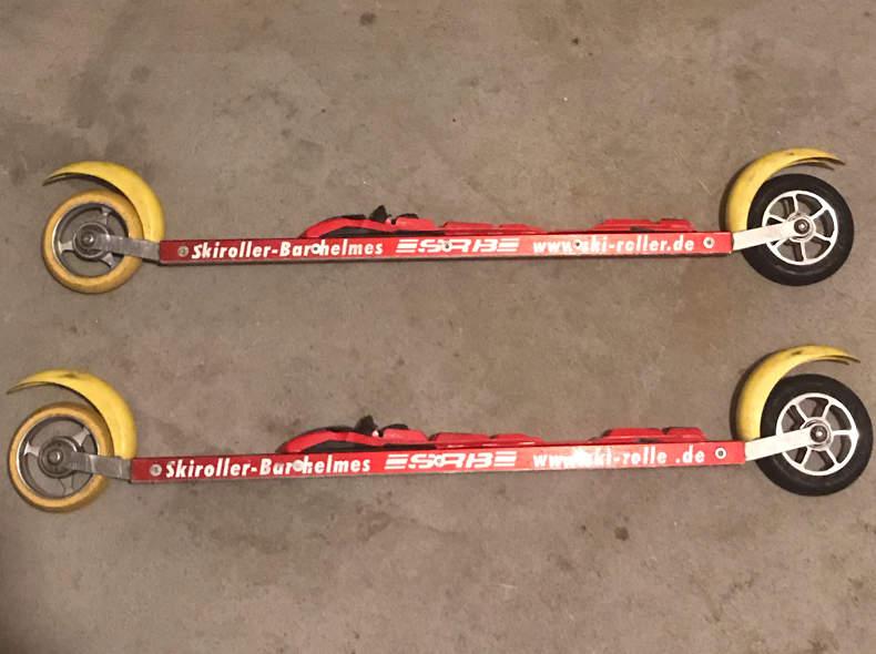 17091 Rollski Skating