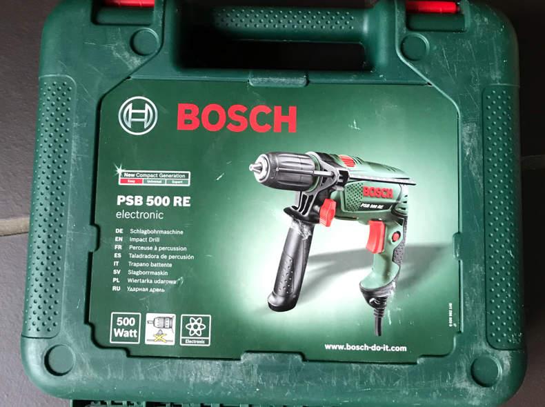 17093 Bohrmaschine Bosch