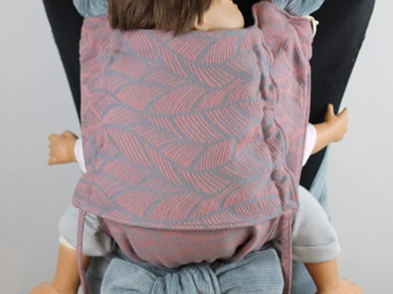 17103 Baby Tragehilfe Luemai Simply