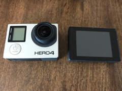 17122 GoPro Hero 4 mit viel Zubehör
