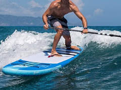 17159 SUP Stand up paddle Set Komplett in