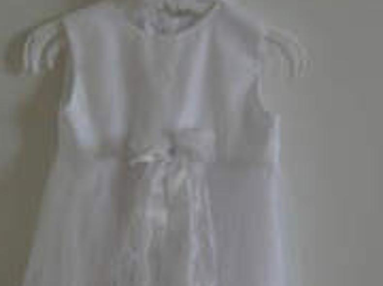 17242 Kleid für Taufe, Hochzeit, etc.