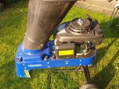 17290 LUX Benzin-Häcksler B-MH-159