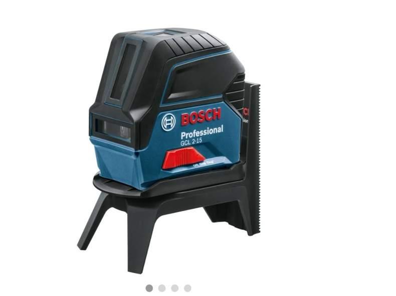 17321 Punkt, Kreuz und Linien Laser Bosch