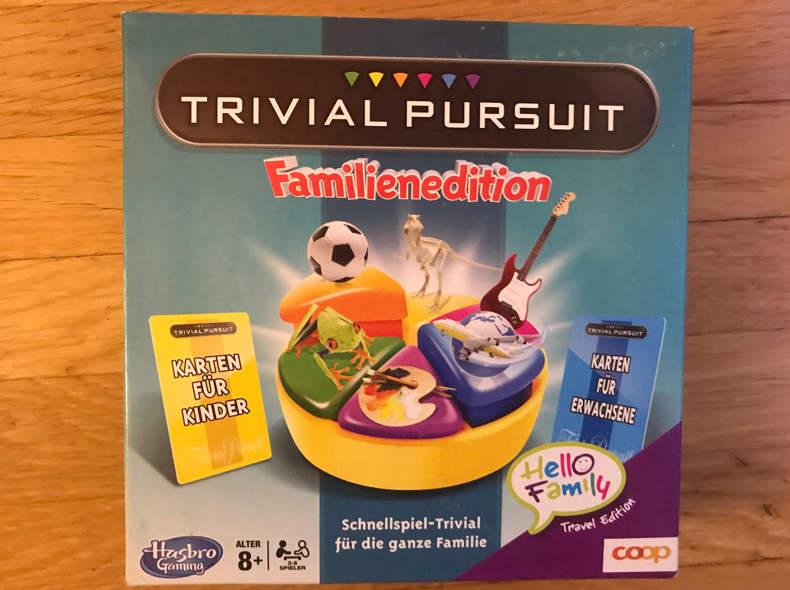 17346 Spiel Trivial Pursuit