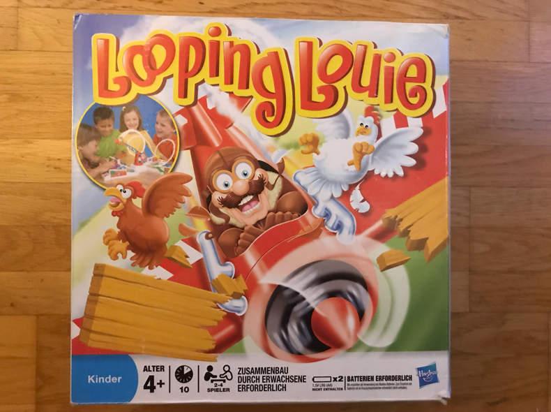 17351 Spiel Looping Louie