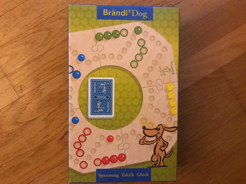 17354 Spiel Brändi Dog