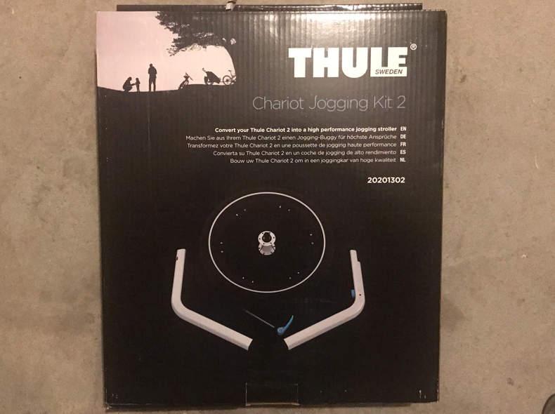17391 Thule Chariot Jogging Kit 2