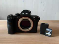 15034 Sony Alpha 7R II Kamera