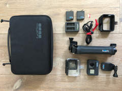 17447 GoPro Hero 7 black
