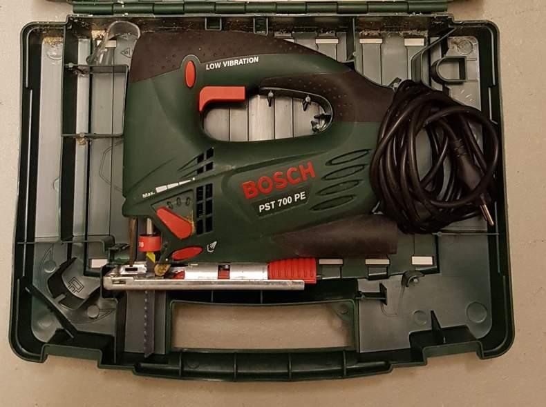 17454 Stichsäge Bosch PST 700 PE