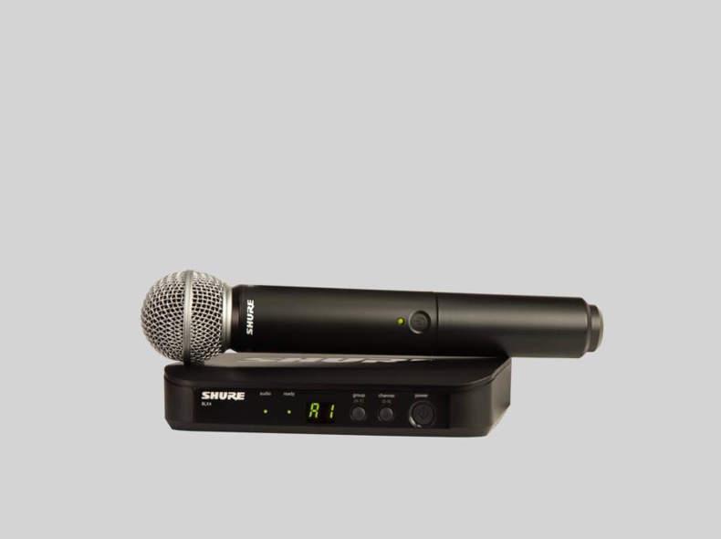 17524 Funkmikrofon Shure SM58
