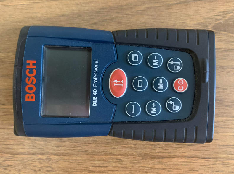 17592 Laser Entfernungsmesser