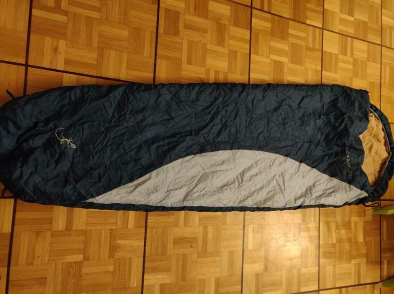 17641 Schlafsack Komfort 4 Grad
