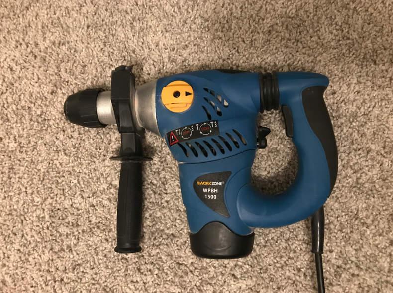 17741 1500W Bohrhammer