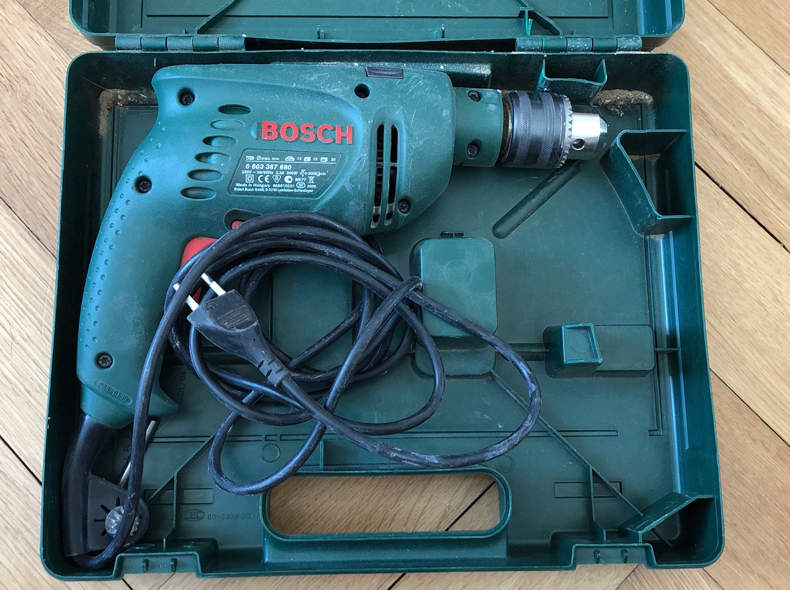 17760 Bohrmaschine Bosch