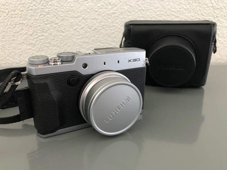 17766 Digitalkamera Fujifilm X30