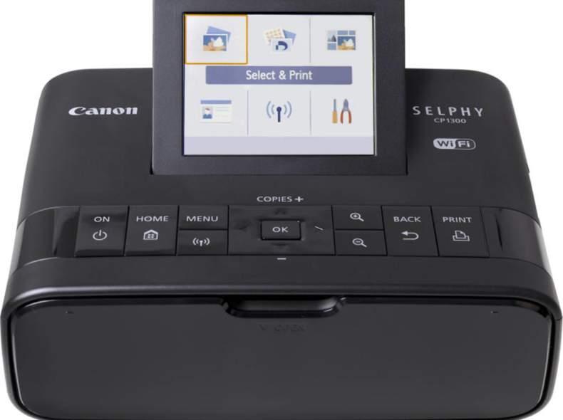 17773 Fotodrucker Canon Selphy CP1300