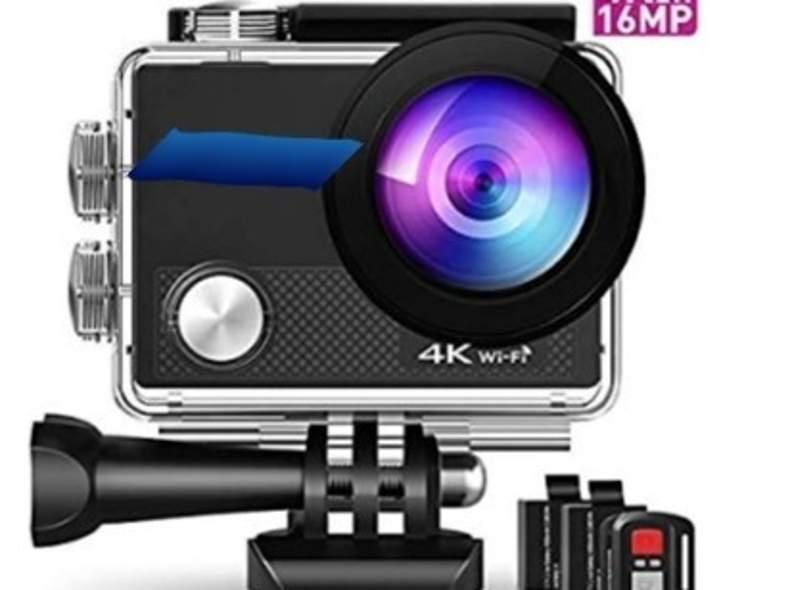 18130 Action Cam  / Unterwasserkamera 4k