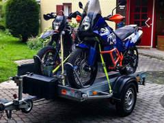 18159 Motorrad / Töff Anhänger