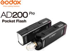 18177 Godox AD200pro (200W) Studioblitz