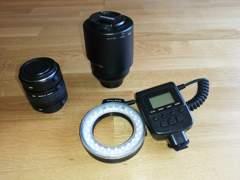 18228 Nikon 105mm micro mit Zubehör