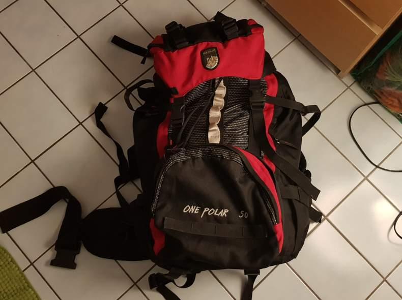18253 Zaino trekking o viaggio / Rucksack