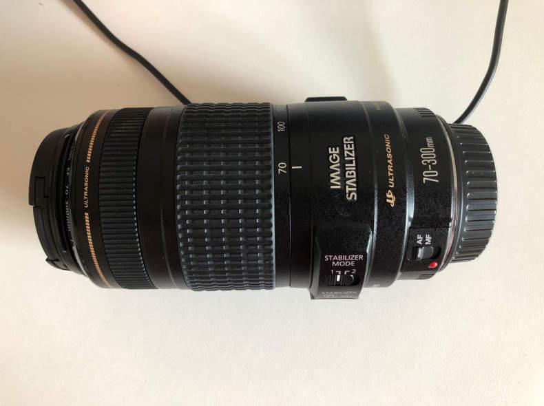 18474 Canon Objektiv 70-300mm