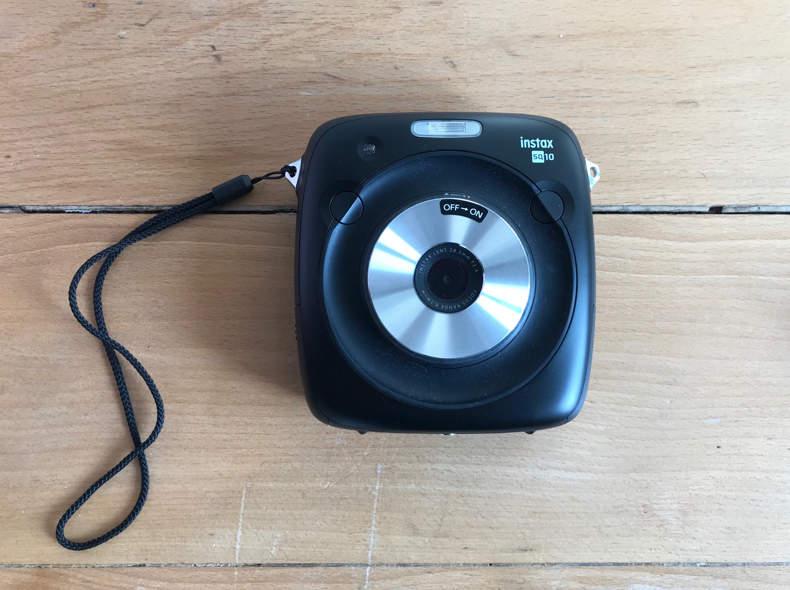 18518 Fuji Instax SQ10 Sofortbildkamera