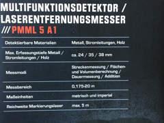 18555 Lasermessgerät / Lasermeter