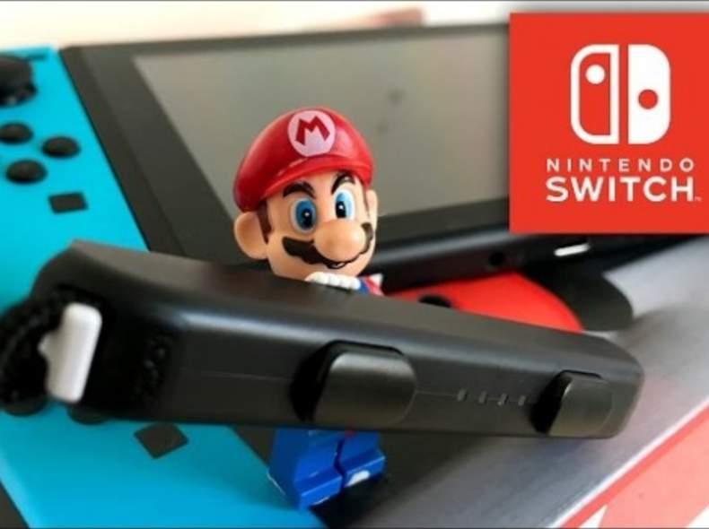 18631 Nintendo Switch 3-Player mit Games