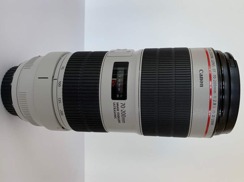 18668 Canon EF 70-200mm F/2.8L IS III