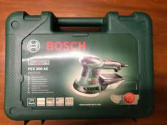 18806 Bosch Exzenterschleifer PEX 300 AE