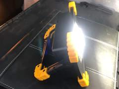 18856 LED Strahler Akku