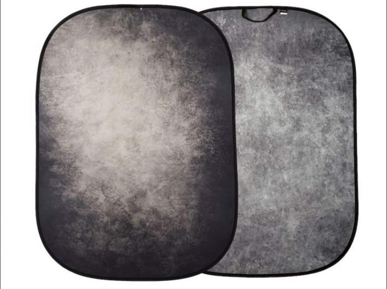 19003 Hintergrund 150x210cm Rauch/Beton