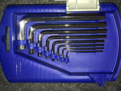 19155 Inbus Tool Set
