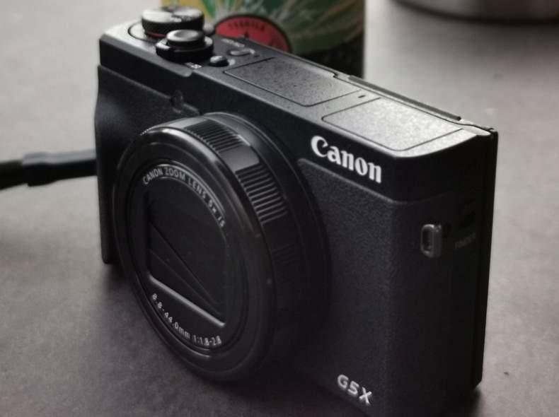 19380 Canon G5x Mark II