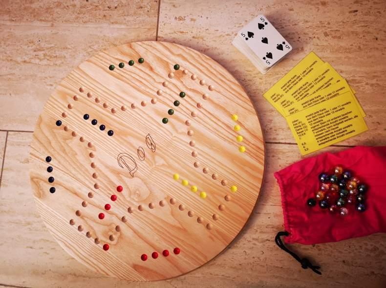 19512 Dog-Spiel (4er und 6er)