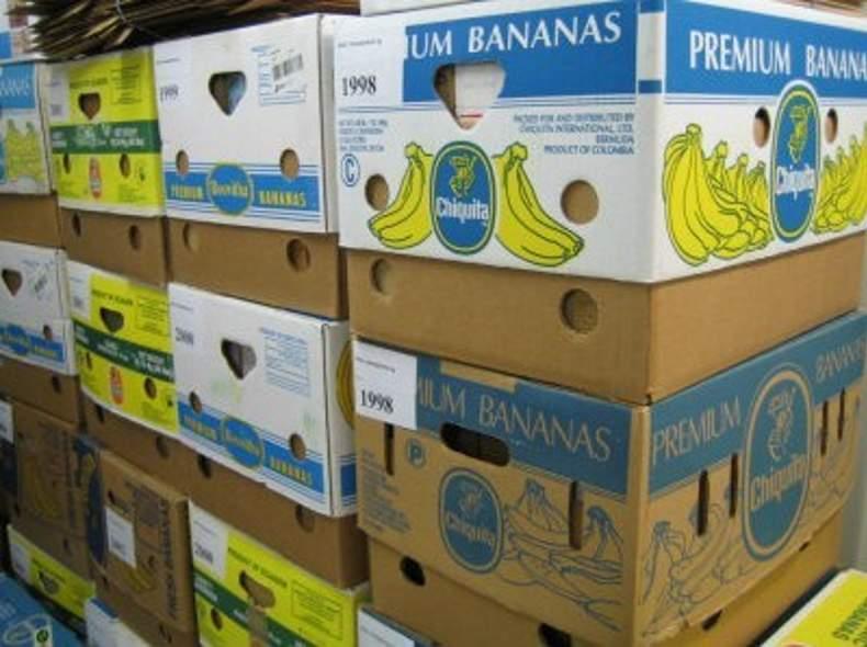19522 Original Bananenkisten (20 Stk.)