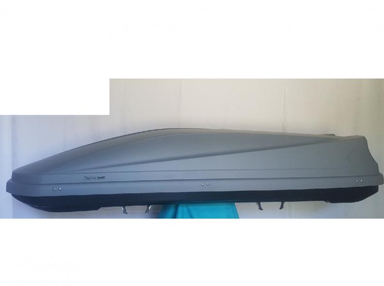 2595 Dachbox ohne Grundträger