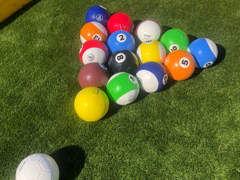 19702 Fussball-Billard Anlage