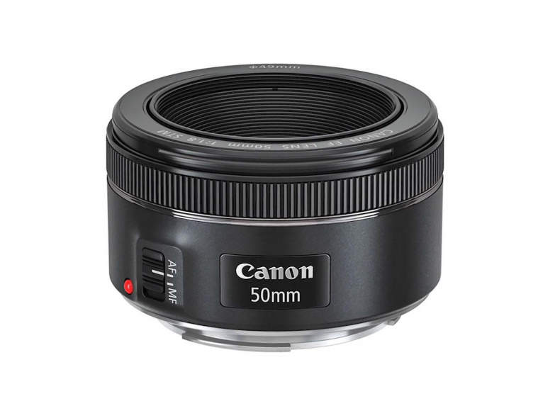 5826 Canon 50mm f 1.8 STM