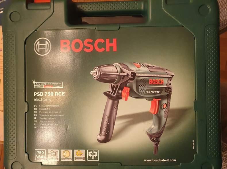 19848 Bohrmaschine Bosch