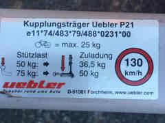 19871 Fahrrad Träger 2
