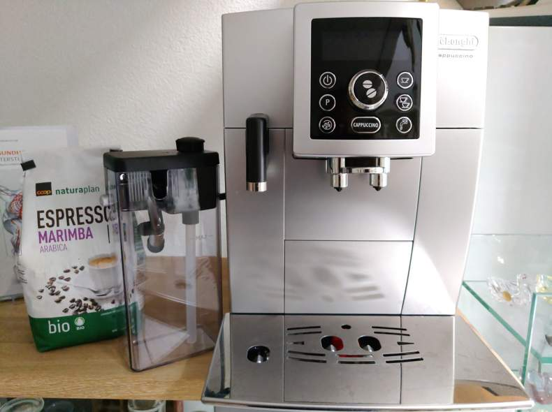 19965 DeLonghi Kaffee Vollautomat