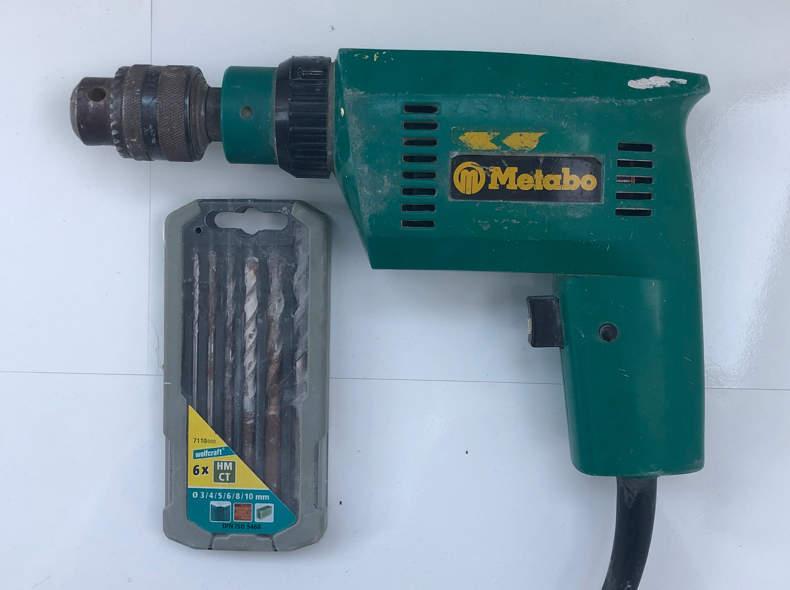 20036 Schlagbohrmaschine Metabo