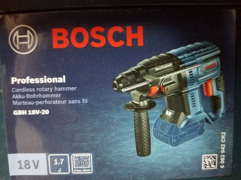 20054 Schlagbohrer Bosch Professional
